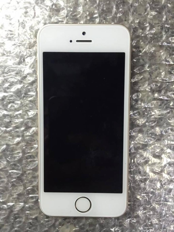 iPhone 5s QT 32Gb Gold KVT main zin mới 98% - 4