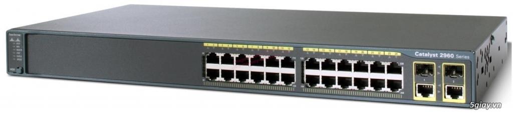 Cisco Switch - SFP - đã qua sử dụng - BH 06 tháng! - 1