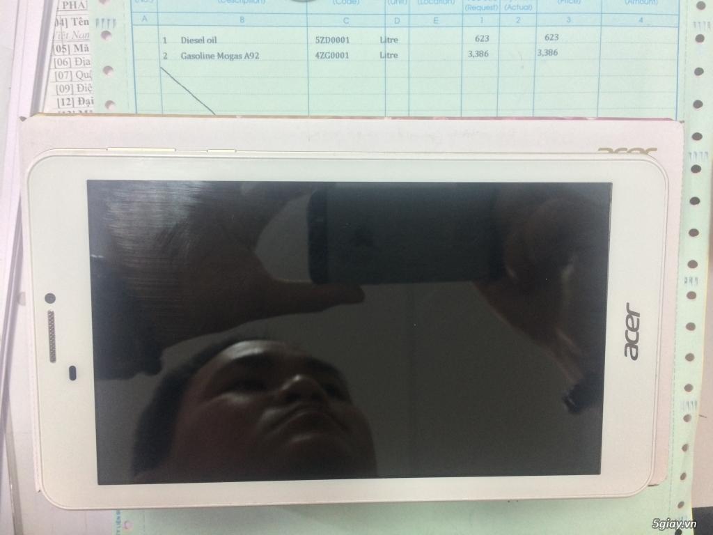 ACER ICONIA máy tính bảng 2 SIM 2 Sóng còn BH 10 tháng THEGIOIDIDONG - 1