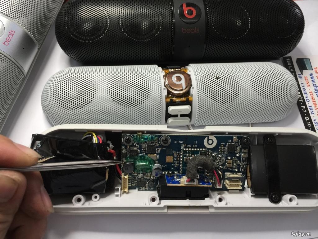 Sửa loa bluetooth tphcm, JBL, Beats Pill, Bose, Harman, Sony,  UE Boom - 13