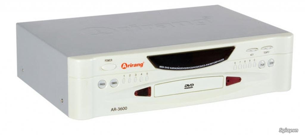 Thanh lý đầu Karaoke AR 3600