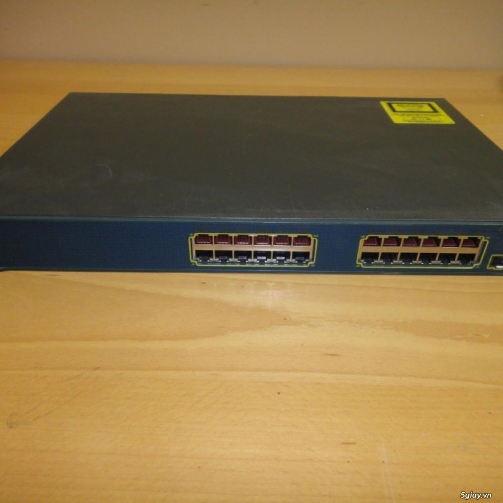 Cisco Switch - SFP - đã qua sử dụng - BH 06 tháng! - 6