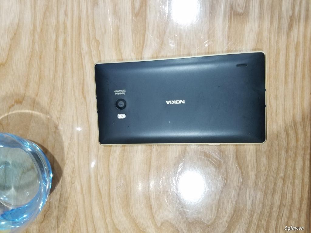 Bán lumia 930 Gold Black còn bảo hành đến tháng 10 - 3