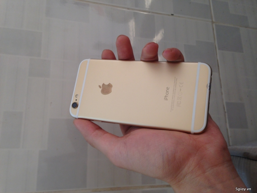Iphone 6 Gold 16gb LL/A