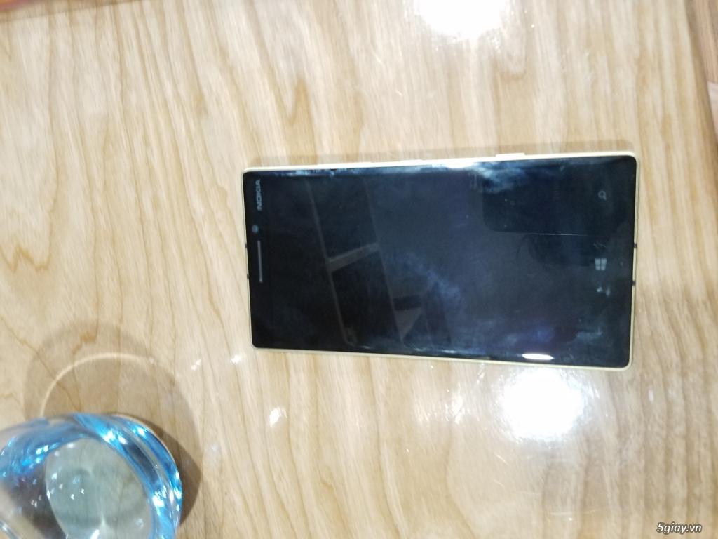 Bán lumia 930 Gold Black còn bảo hành đến tháng 10