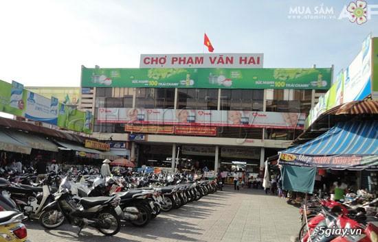 Cần sang hoặc cho thuê sạp đôi chợ Phạm Văn Hai - 1