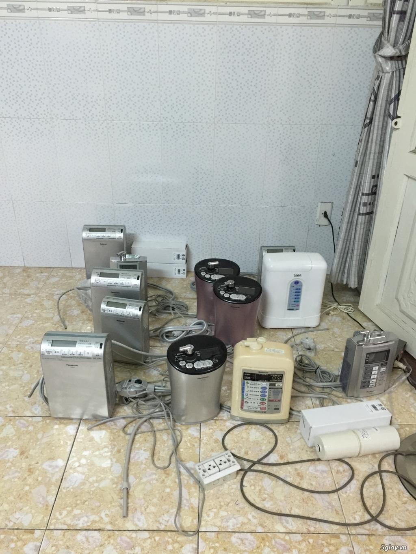 Máy tạo độ PH, lọc nước điện phân ION Kiềm, nước AlKALINE nội địa nhật - 1
