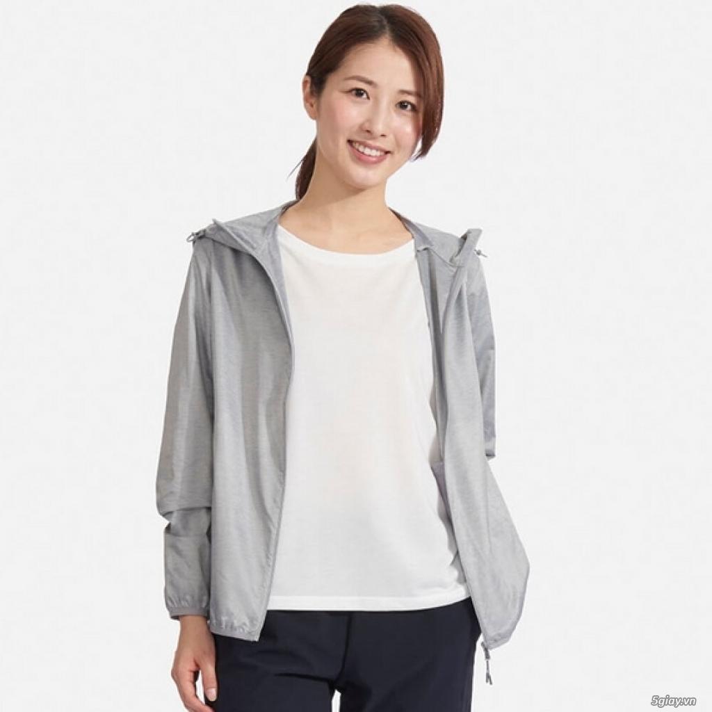 Áo chống nắng Uniqlo xuất Nhật siêu mỏng nhẹ tiện lợi - 20