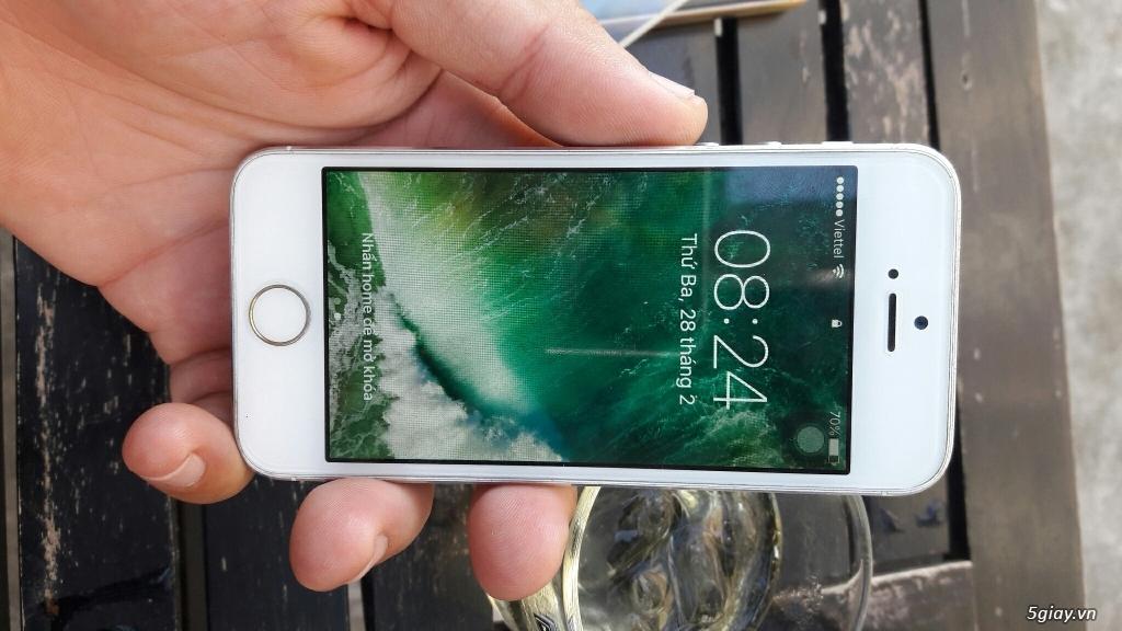 IPHONE 5 WHITE 16G QUỐC TẾ