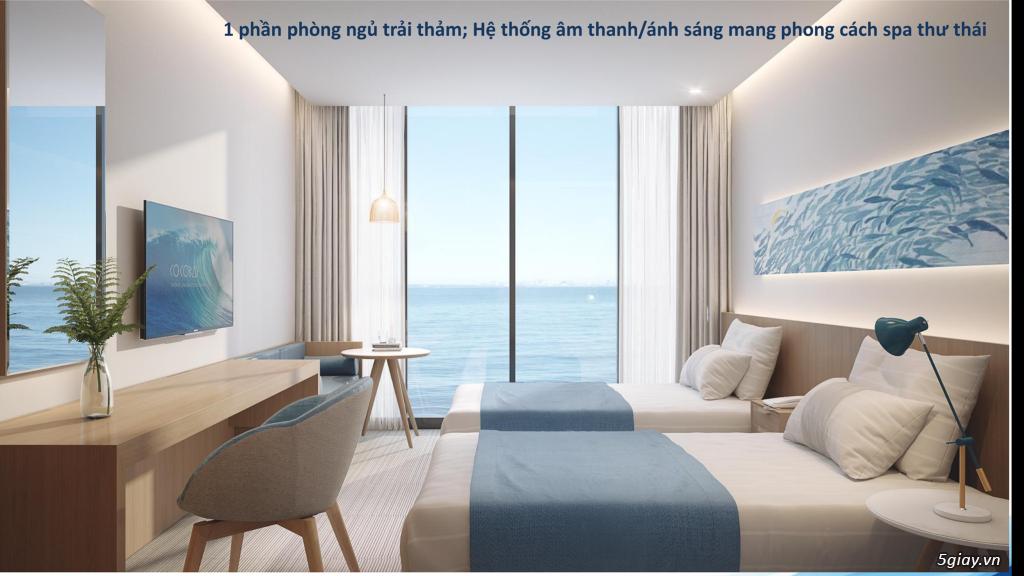 Sở hữu condotel chuẩn 4 sao Cocobay Ocean Spa Resort chỉ lần TT 790tr - 6