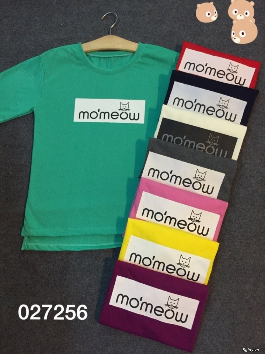 Bỏ sỉ áo thun mẹ & bé 10k - 15k - 20k giá rẻ, chất lượng tốt nhất  !!! - 26