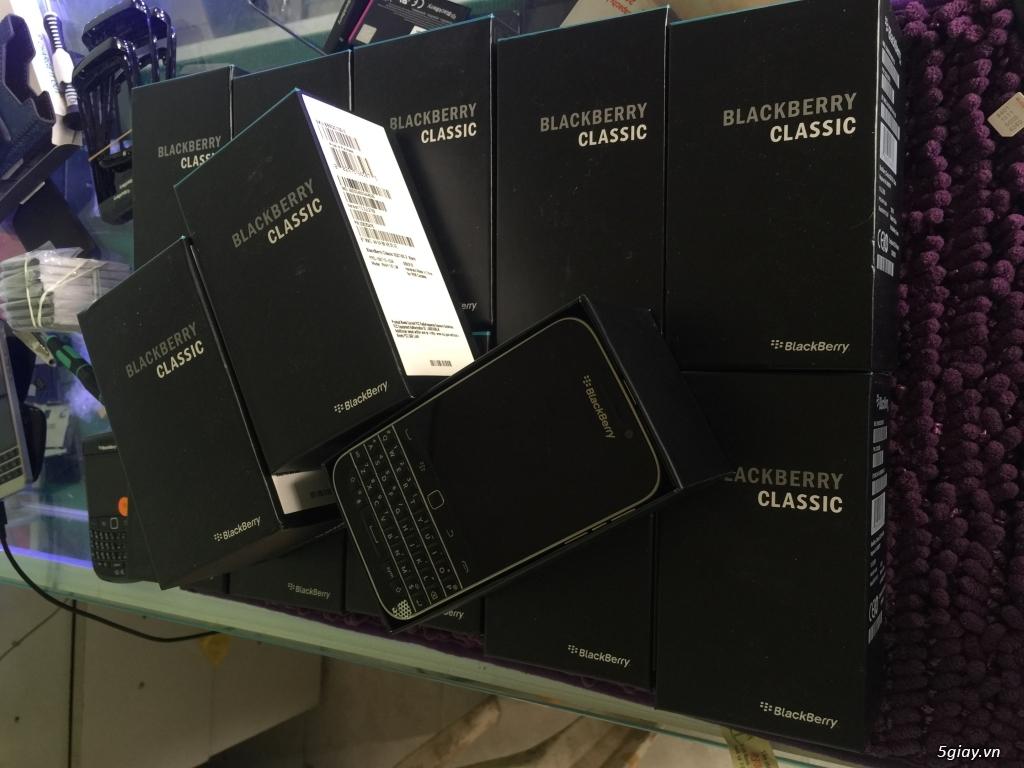 BlackBerry Q20-003-004  Classic Full Box , mới 99.9%, Zin nguyên Bản, BH 6 tháng - 4