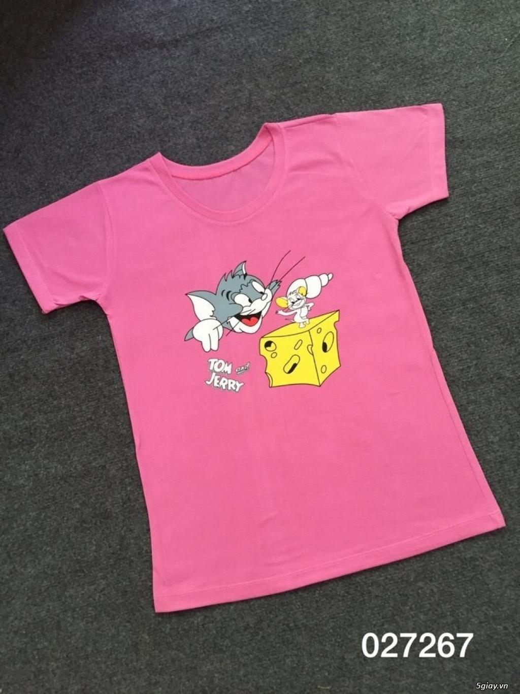 Bỏ sỉ áo thun mẹ & bé 10k - 15k - 20k giá rẻ, chất lượng tốt nhất  !!! - 11