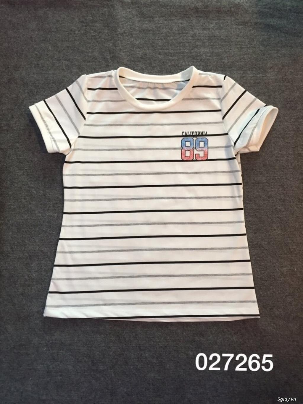 Bỏ sỉ áo thun mẹ & bé 10k - 15k - 20k giá rẻ, chất lượng tốt nhất  !!! - 30
