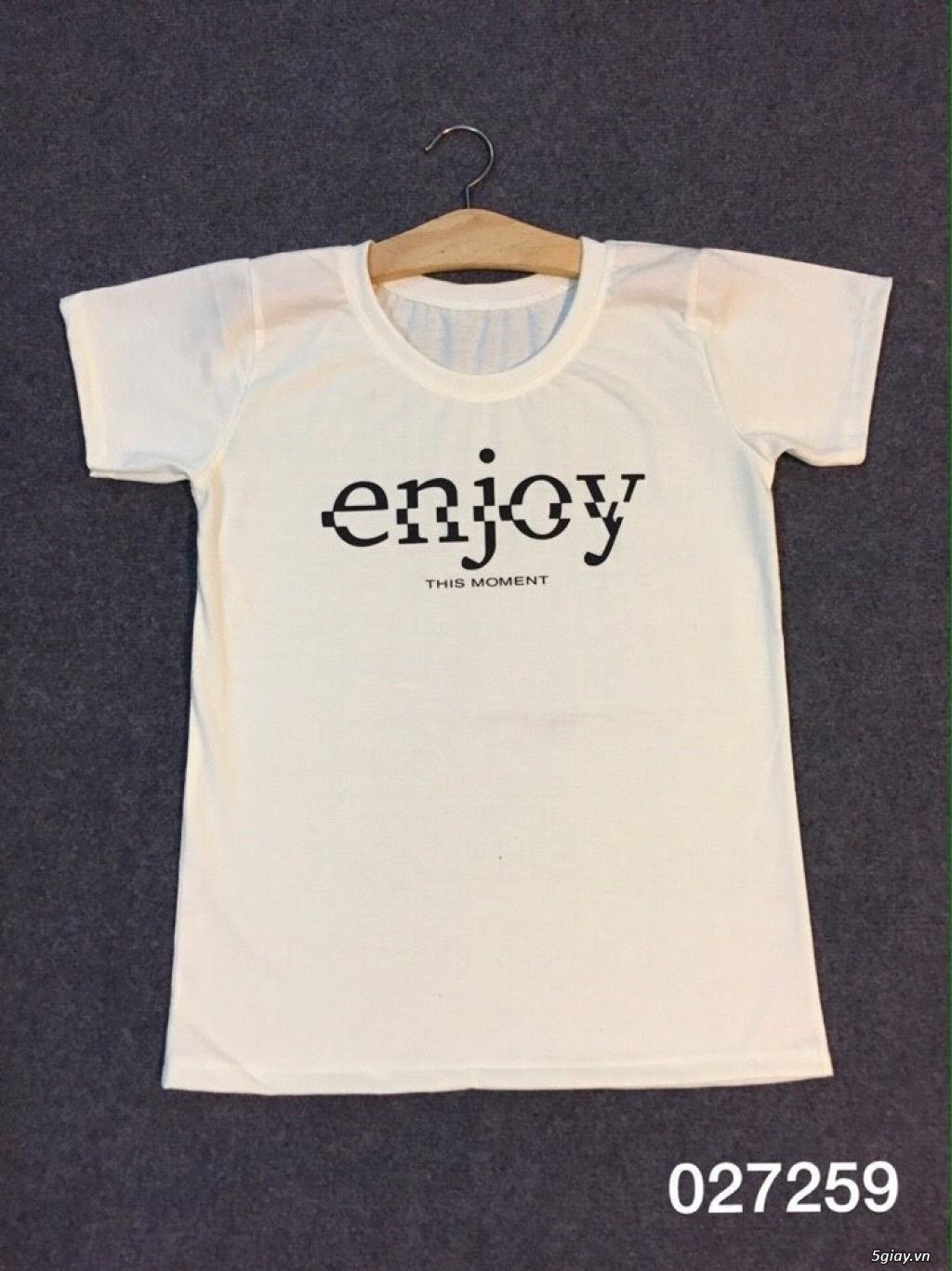 Bỏ sỉ áo thun mẹ & bé 10k - 15k - 20k giá rẻ, chất lượng tốt nhất  !!! - 25