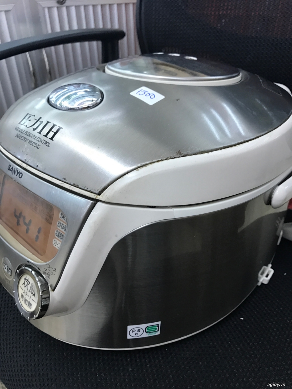 Về nhìu nồi cao tần xịn nội địa Nhật giá ngon như cơm của nó nấu ra
