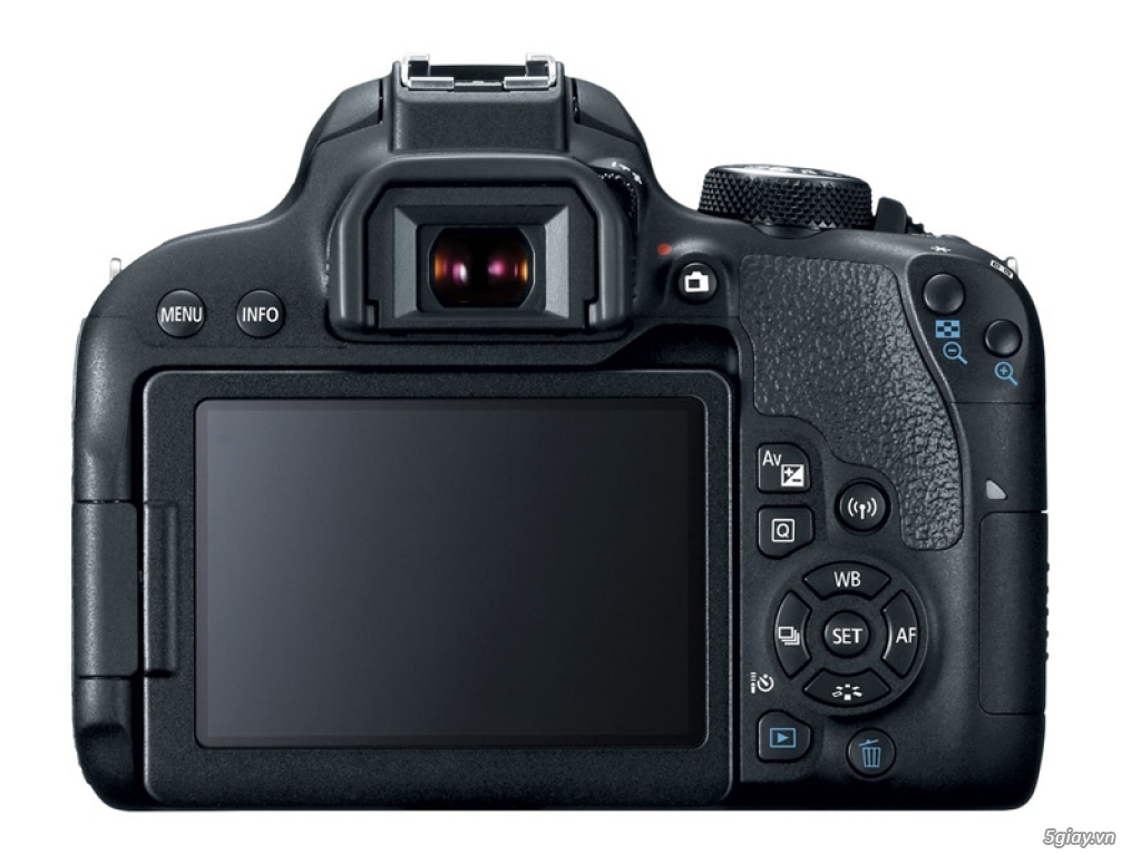 Ra mắt máy ảnh DLSR bán chuyên Canon EOS 800D - 175744