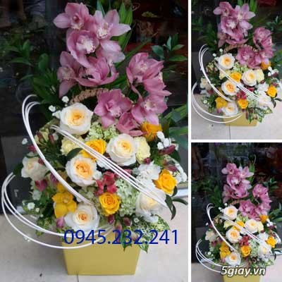 Shop hoa tươi ở quận 1 - TP. Hồ CHí Minh | 0945232241 |