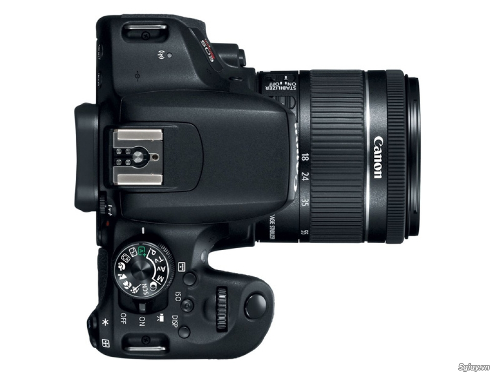 Ra mắt máy ảnh DLSR bán chuyên Canon EOS 800D - 175742