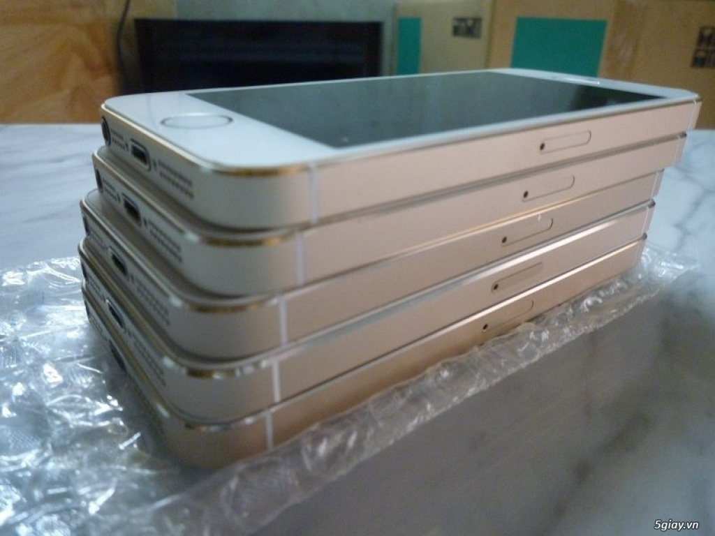 iphone 5s có 2 bản 16g và 32g đẹp 97-99% - 4