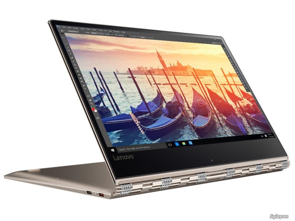 Ra mắt Lenovo Yoga 910 giá 43,9 triệu đồng - 175731