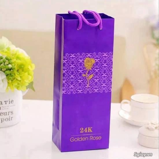 Hoa Hồng Mạ Vàng - Hoa Sáp Thơm Gift Shop - TiMon Shop Online - 29