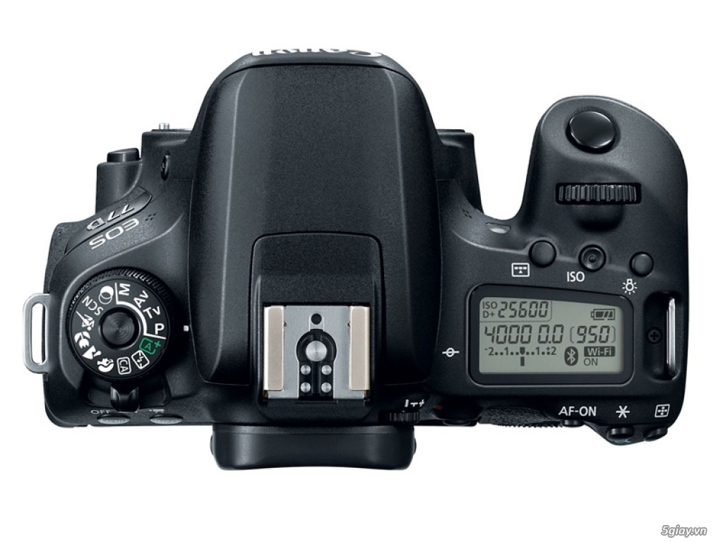 Canon rục rịch với máy ảnh bán chuyên EOS 77D - 176027