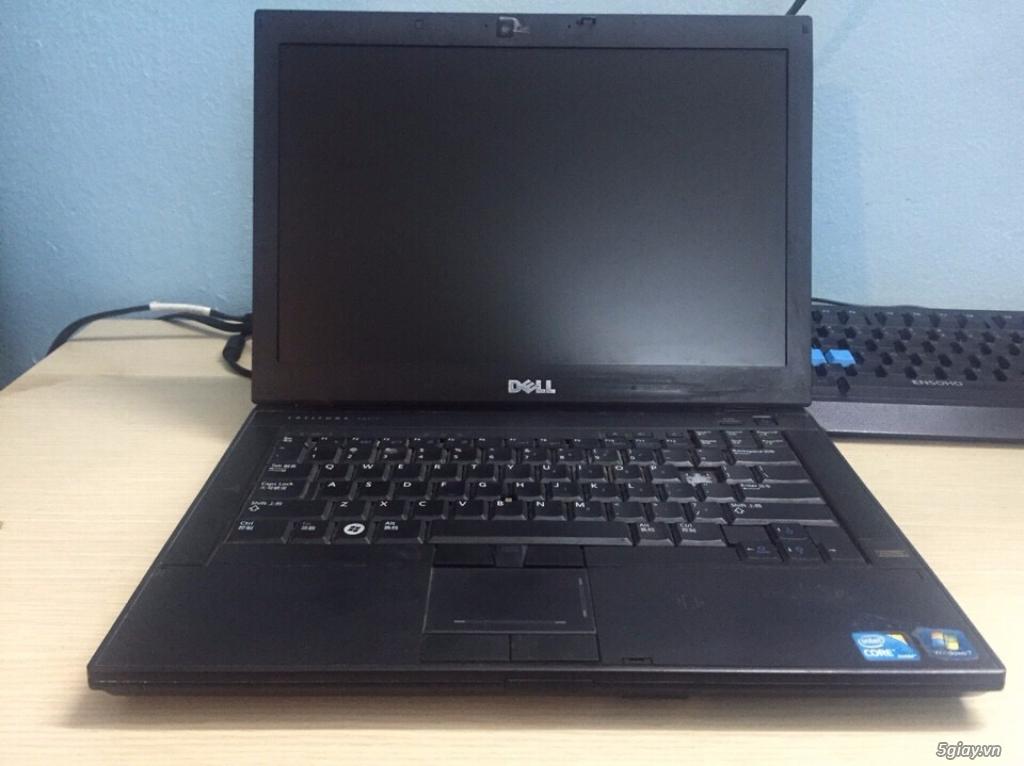 Laptop Dell Latitude E6410 core i5, Ram 4G - 1