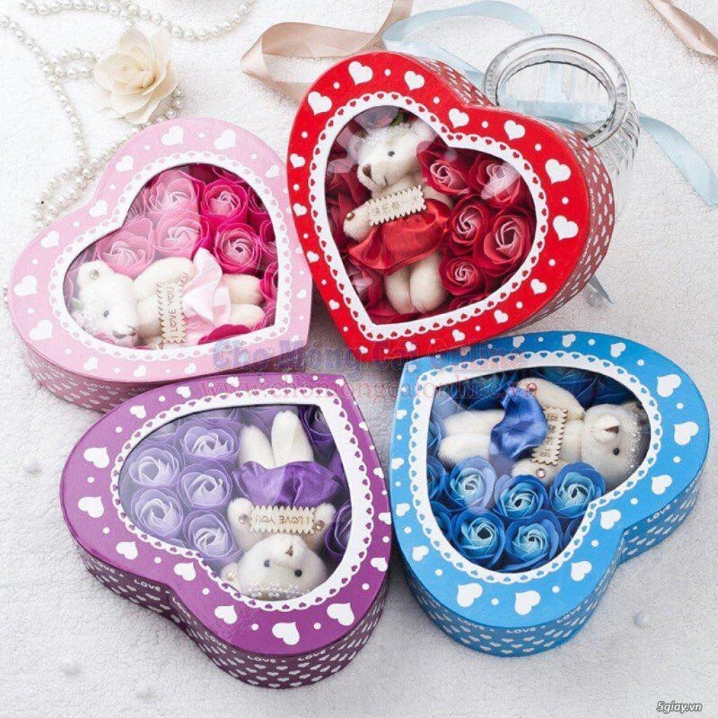 Hoa Hồng Mạ Vàng - Hoa Sáp Thơm Gift Shop - TiMon Shop Online - 19