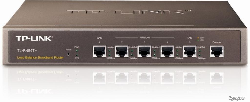Router TPLINK TLR480T