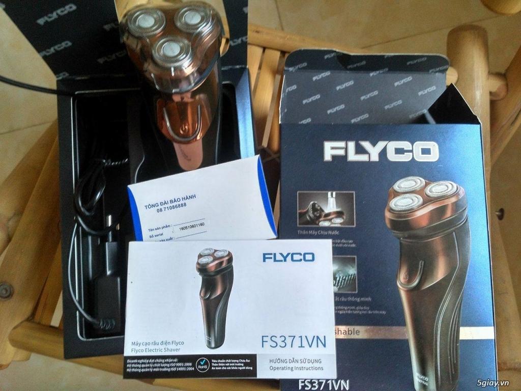 Thanh lý máy cạo râu Flyco FS371VN mới 100% - 2