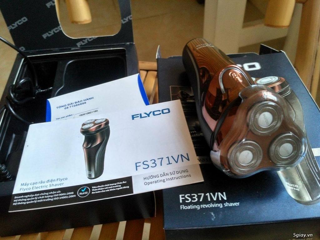 Thanh lý máy cạo râu Flyco FS371VN mới 100% - 1