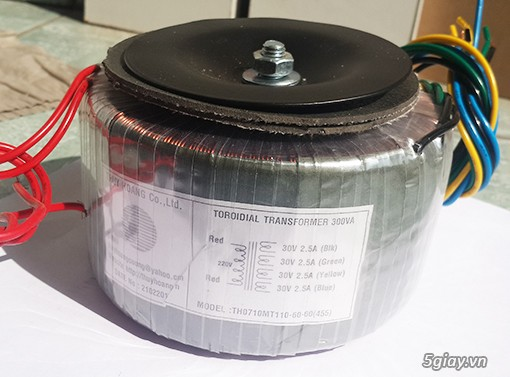 Linh kiện điện tử, PCB và DIY kit cho High-end Audio . ART Audio - 14