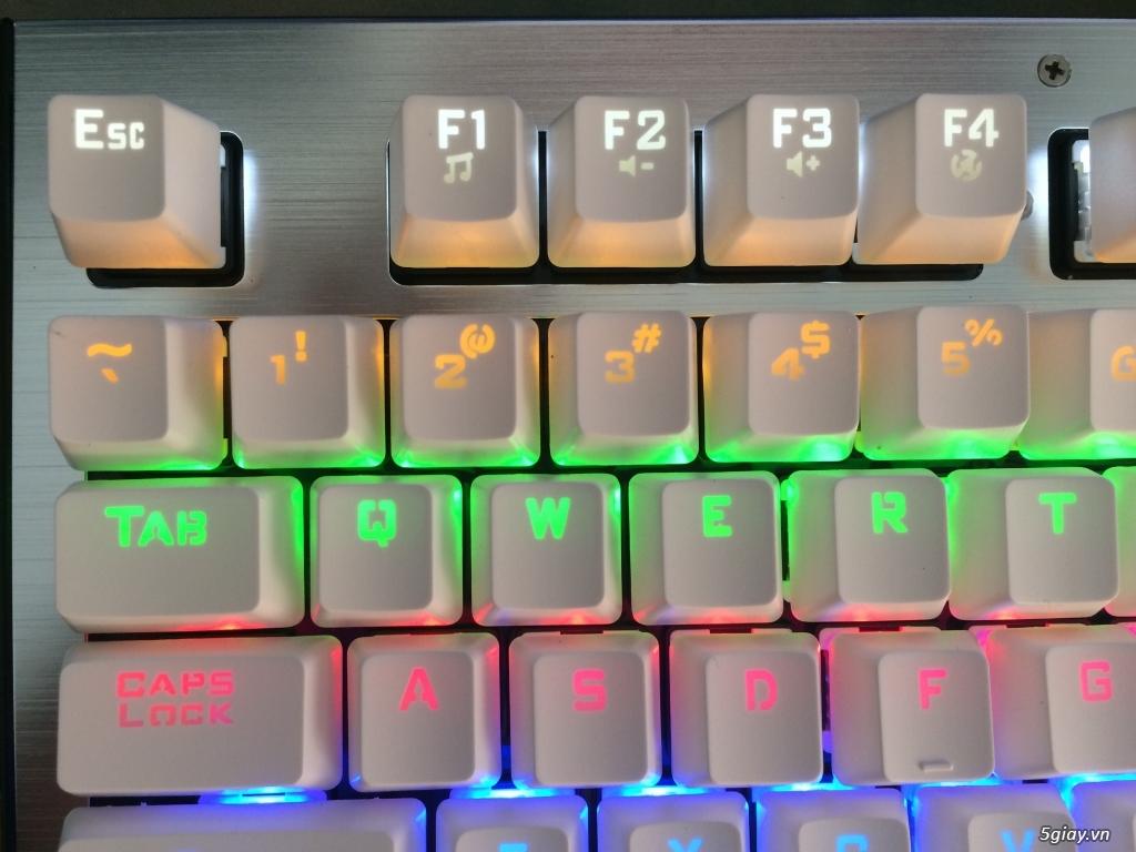 Phím cơ + Chuột cao cấp chuyên game số lượng lớn giá tốt cho NETVIP - 3
