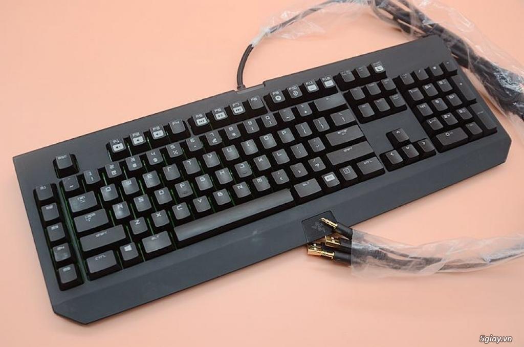 Phím cơ + Chuột cao cấp chuyên game số lượng lớn giá tốt cho NETVIP - 17