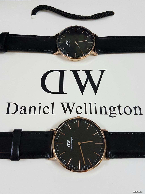Đh Nam Nữ chính hãng hiệu Daniel Wellington mới 100% Full Box giá cực tốt - 19