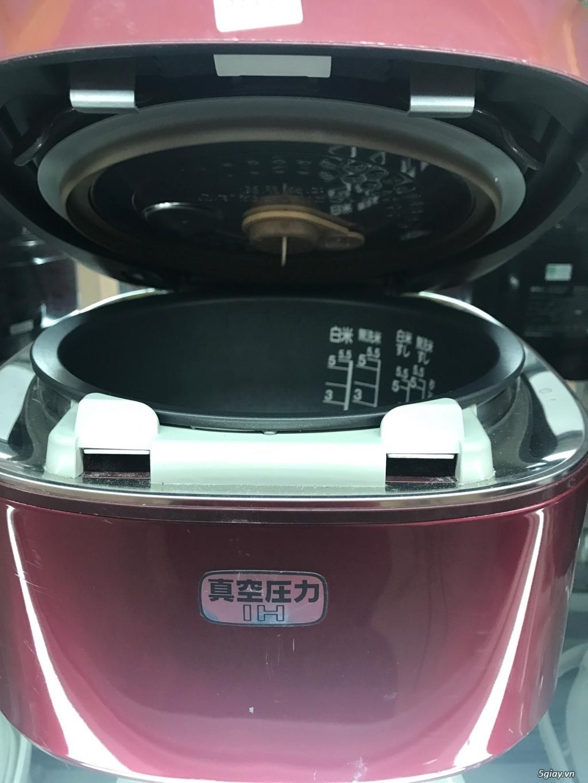 Về nhìu nồi cao tần xịn nội địa Nhật giá ngon như cơm của nó nấu ra - 8