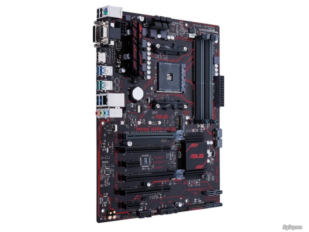 Loạt mainboard mới của ASUS đón chào AMD RYZEN - 176401