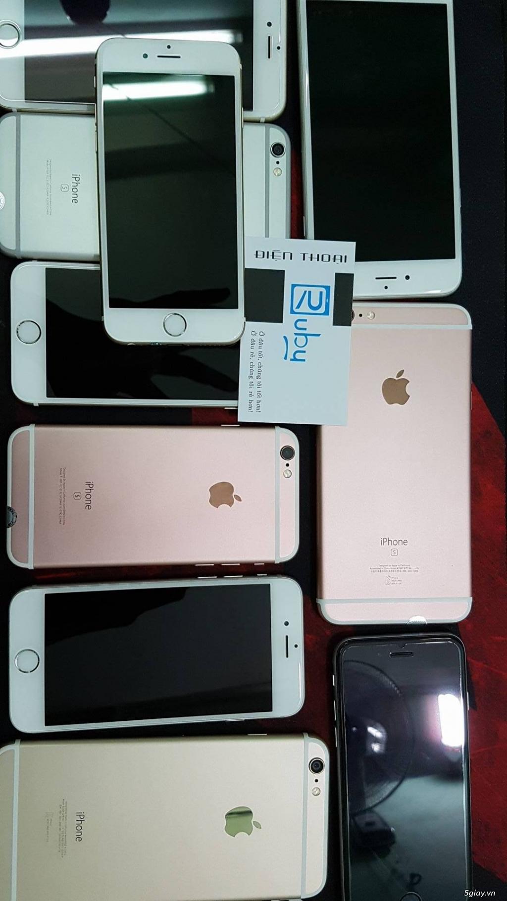 Iphone 6 , 6+ , 6s , 6s+ Quốc tế , giá rẻ - 5