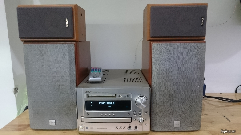 Dan Mini Denon MG33