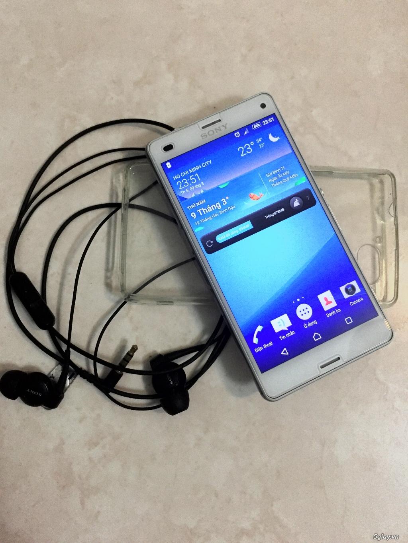 Bán Sony Z3 Compact màu trắng