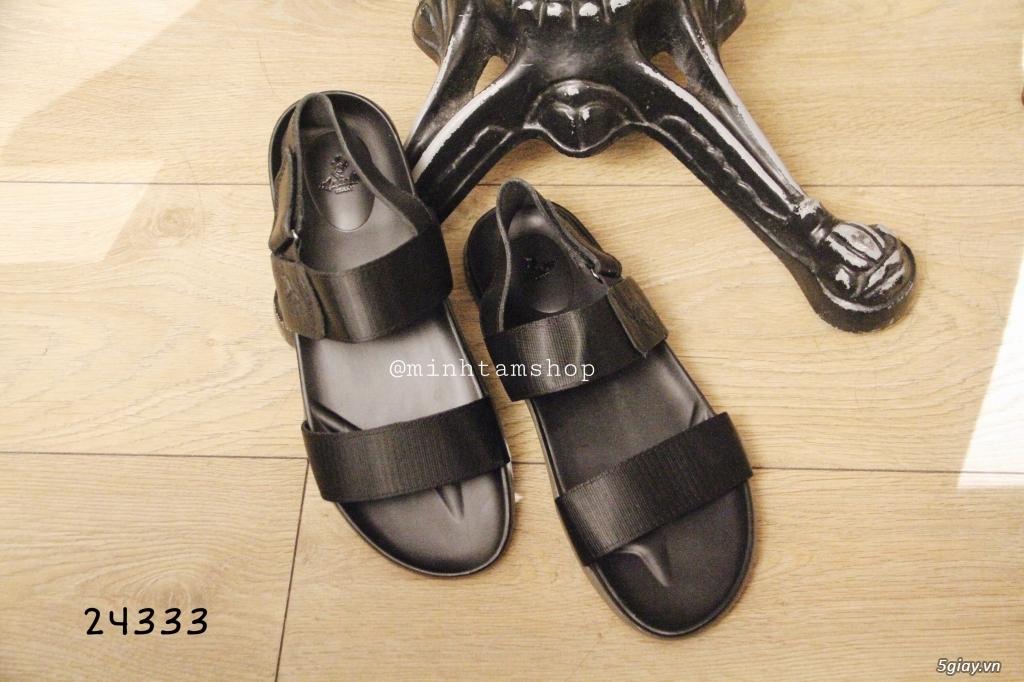 Giày dép nam thơi trang: Hermes, lacoste, adidas, prada....... - 23