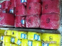 0962143462-Dây cáp vải nhập khẩu, cáp vải tròn/ dẹt Hàn Quốc giá rẻ