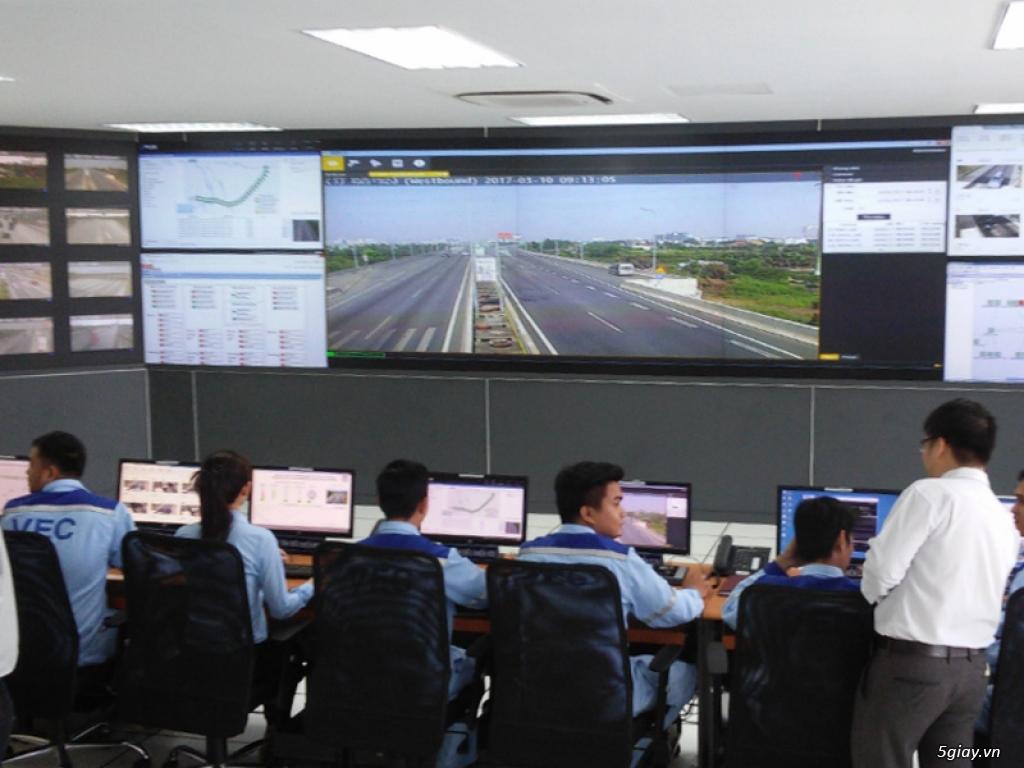 Cao tốc TP.HCM - Dầu Giây đã có hệ thống giám sát thông minh của Toshiba - 177977