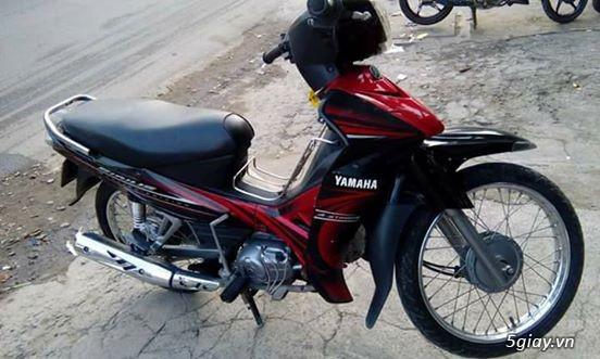 Yamaha Sirius 2013, đỏ đen, 13tr5 - 2