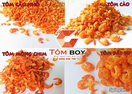 Tôm Boy - Cung cấp Tôm khô, Mực khô, Cá khô - Uy tín và chất lượng
