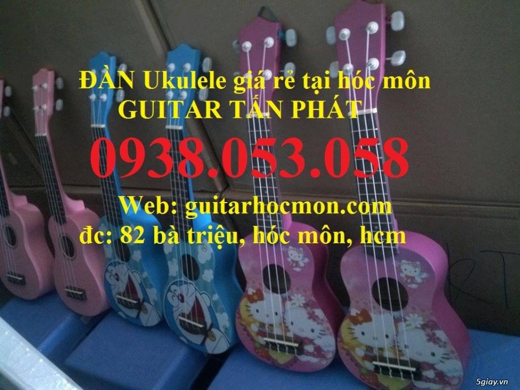 Nhận gắn EQ, Pickup, Equalizer, đàn guitar thùng giá rẻ HÓC MÔN