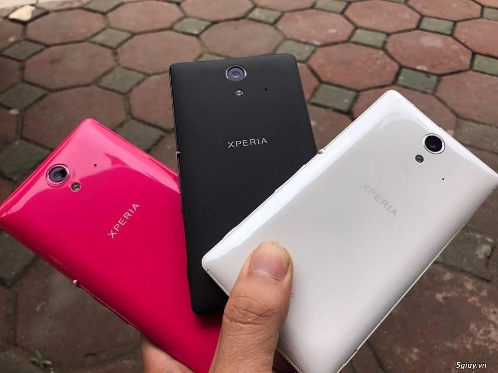 TIN NỔI KHÔNG: Sony Xperia Smartphone chống nước giá chỉ từ hơn 1trđ?