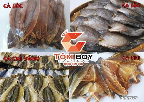 Tôm Boy - Cung cấp Tôm khô, Mực khô, Cá khô - Uy tín và chất lượng - 4
