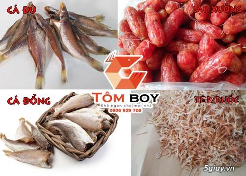 Tôm Boy - Cung cấp Tôm khô, Mực khô, Cá khô - Uy tín và chất lượng - 6